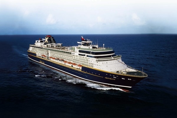 Celebrity Infinity Deck Plans- Celebrity Cruises Celebrity ...