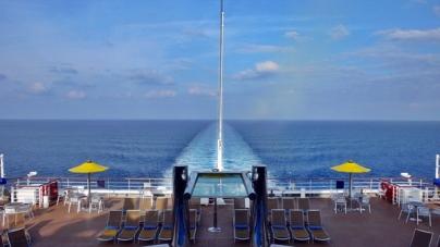In diretta da Costa Favolosa – Giorno 2: in navigazione verso Bari.