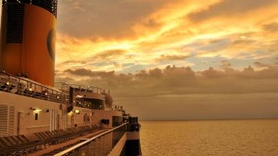 Costa Crociere: voli diretti dalla Sicilia per Caraibi ed Emirati Arabi