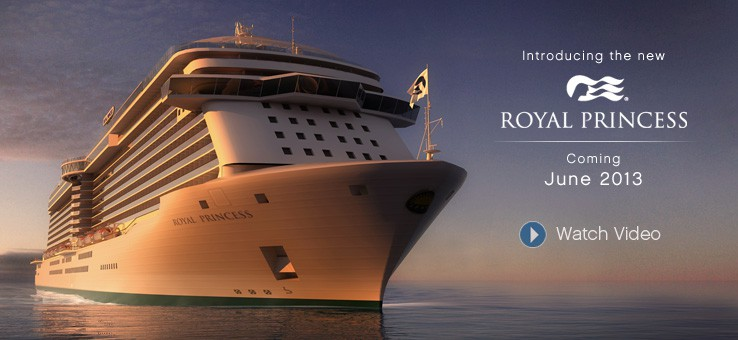 Anteprima Royal Princess