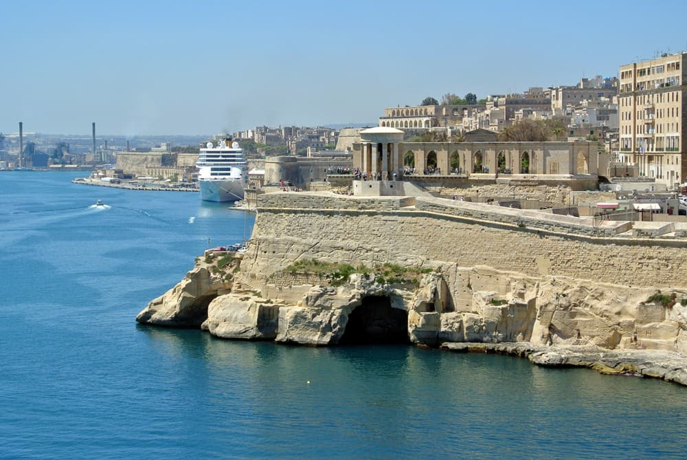 Dream Cruise 2012: Malta.