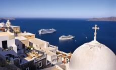 Crociere a Santorini, in arrivo ulteriori limitazioni al numero giornaliero di passeggeri ospitabili