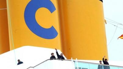 Riparte la stagione crocieristica a Cagliari con l'arrivo di Costa NeoRomantica.