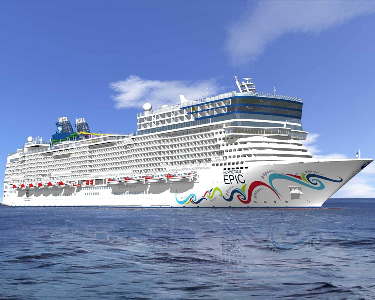 Norwegian Cruise Line, al via l'estate mediterranea