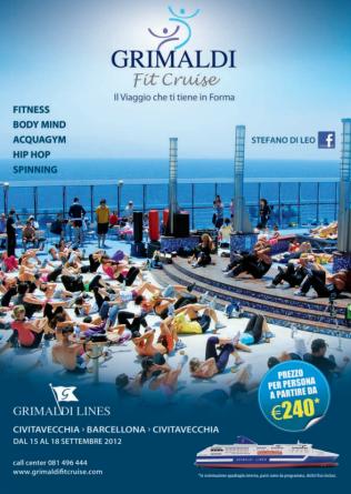 Torna A Settembre La Nave Del Fitness Dream Blog Cruise Magazine