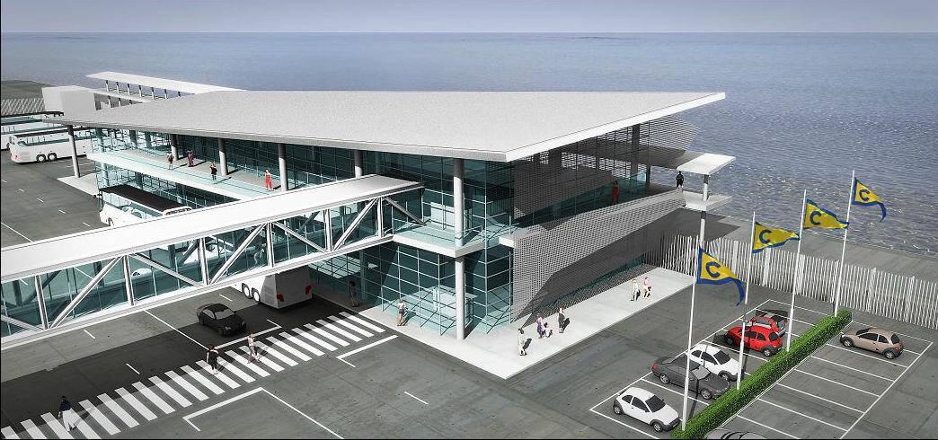 Savona: nuovo terminal crociere, l'8 novembre l'inaugurazione