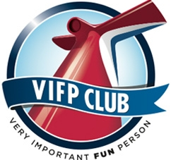 Carnival Cruise Lines lancia il VIFP (Very Important Fun Person) Club