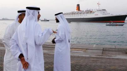 QE2: nuovo hotel galleggiante in Estremo Oriente il suo futuro