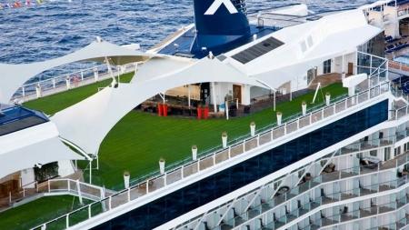 Celebrity Cruises presenta le nuove esperienze sensoriali dell'AquaSpa a bordo di Celebrity Reflection