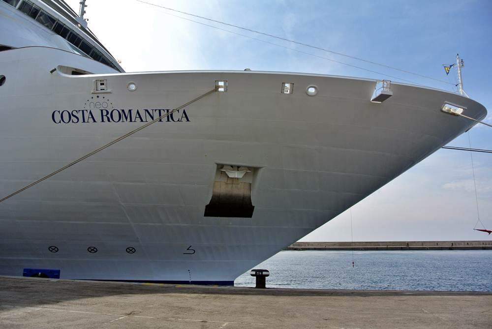 La Calabria diventa nuova destinazione crocieristica con le navi Costa