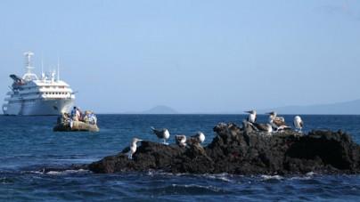 Silversea presenta Silver Galapagos