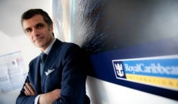 Gianni Rotondo, Royal Caribbean