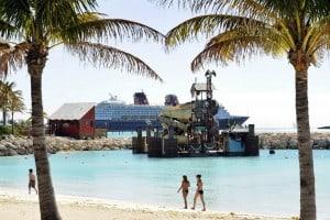 Castaway Cay, Disney Cruise Line