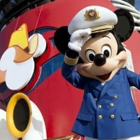 Disney Cruise Line Arrives in Galveston with Texas-sized Fanfare (2)