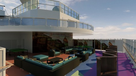Princess Cruises presenta le nuove aree per ragazzi a bordo di Royal Princess