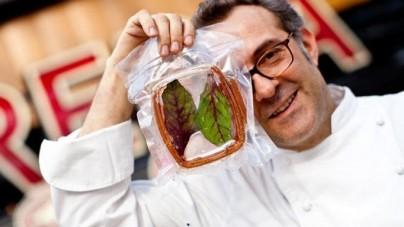 Per le Feste 2012 Costa Crociere porta in tavola l'Italia con lo chef Massimo Bottura
