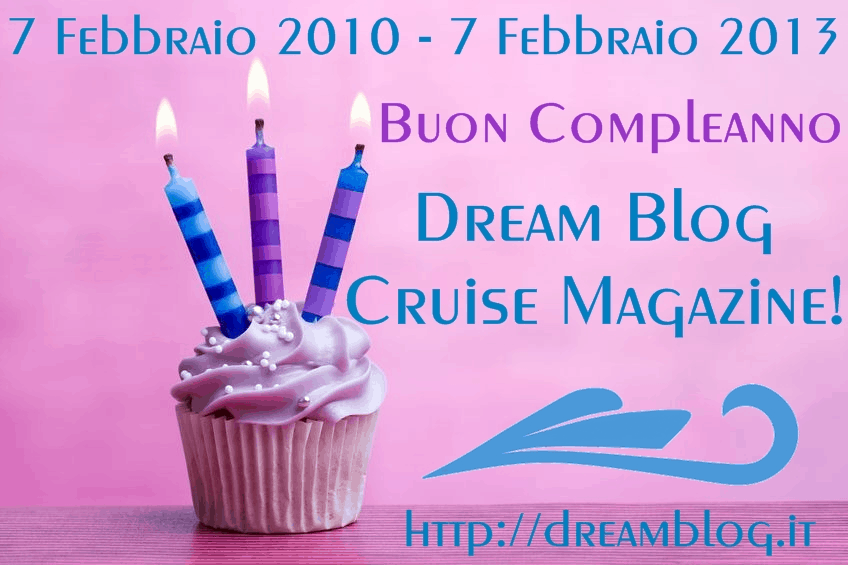 buon compleanno dream blog cruise magazine dream blog