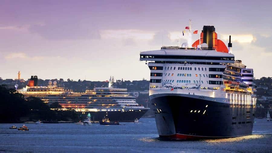 Cunard: nel 2014 le celebrazioni dei primi dieci anni del transatlantico Queen Mary 2