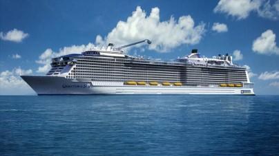 Royal Caribbean International presenta la nuova Quantum of the Seas!
