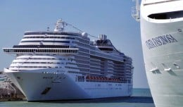 MSC Fantasia, MSC Crociere - Costa Fascinosa, Costa Crociere