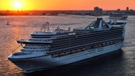Dal 2020 Golden Princess sarà trasferita alla flotta P&O Australia