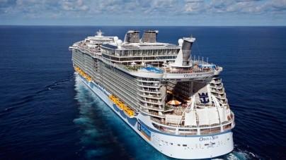 Oasis of the Seas: da oggi in vendita gli itinerari europei 2014 della più grande nave da crociera al mondo