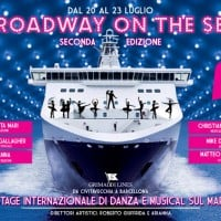 Broadway on the Sea, Grimaldi Lines