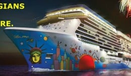 Norwegian Breakaway, promo itinerari
