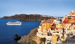 Princess Cruises, Mediterranean sea