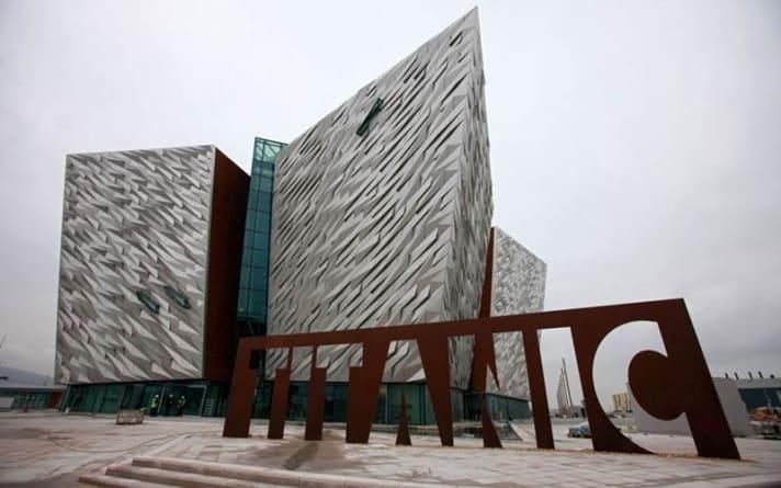 Titanic Belfast, oltre 700mila visitatori nel primo anno