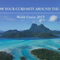 Silversea World Cruise 2015