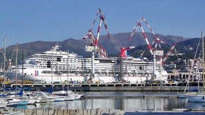 Nuove navi da crociera: Orderbook aggiornato