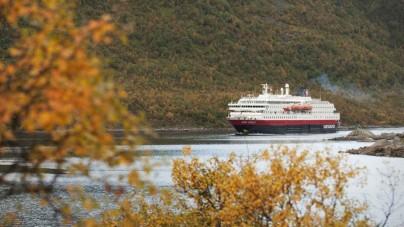 """Hurtigruten lancia il nuovo programma """"Autumn Gold"""""""