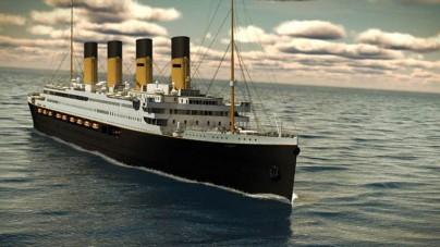 Palmer Pictures produrrà un film-documentario sul nuovo transatlantico Titanic II e il suo viaggio inaugurale