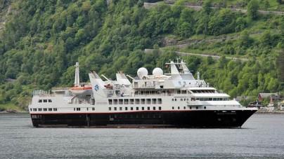 Silversea: a marzo 2014 il debutto di Silver Discoverer, nuova nave nel segmento expeditions