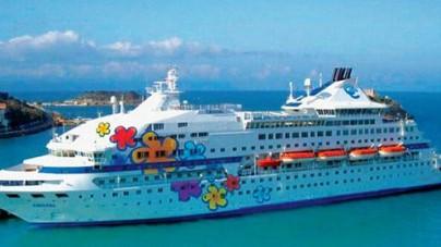 Si prepara al debutto Cuba Cruise: al via gli ultimi allestimenti alla nave