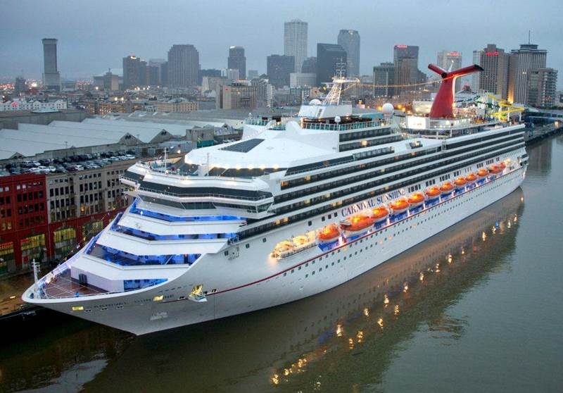 Carnival Sunshine, Carnival Cruise Lines