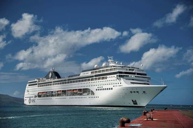 MSC Crociere sbarca alla Spezia: nel 2014 programmati 30 scali con MSC Lirica