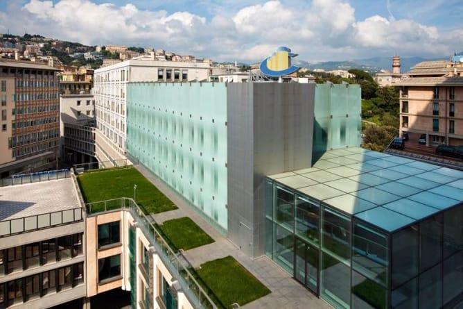 Costa crociere nuovi uffici a genova in piazza for Costa neoriviera wikipedia