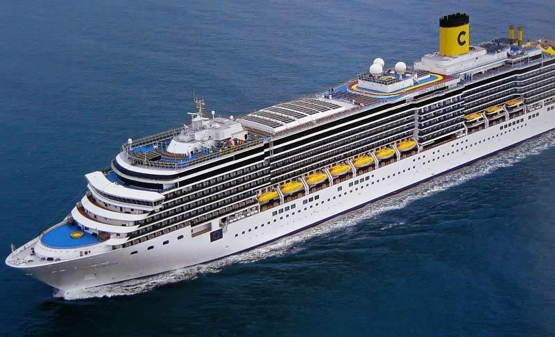 Costa crociere programmi benessere a bordo delle navi for Quali cabine sono disponibili sulle navi da crociera