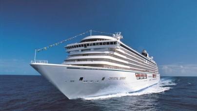 Crystal Cruises: terminato il restyling da 17 milioni di dollari di Crystal Serenity