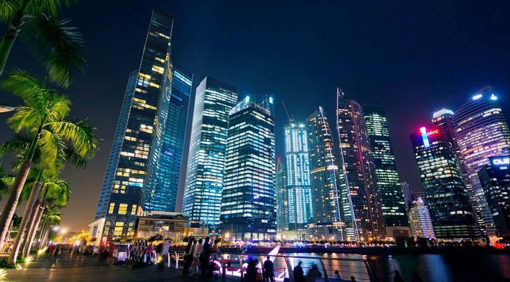 Evénéments - Page 2 Singapore