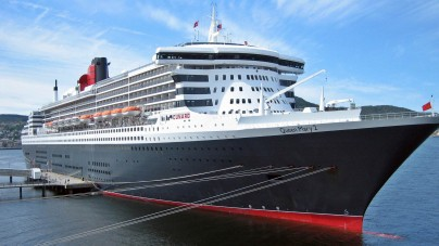 Cunard: nel 2016 il restyling di Queen Mary 2