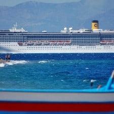 """Reggio Calabria, arrivano le navi di Costa Crociere: 8 scali in città nel 2014 per la """"Costa neoRomantica"""" e la """"Costa neoRiviera"""""""