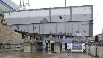 Tui Cruises: posa della chiglia a Turku per Mein Schiff 4