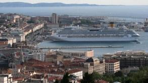 Porto di Trieste: nel 2019 il ritorno delle grandi navi da crociera