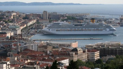 Il porto di Trieste chiude la stagione crocieristica con il record di 46 toccate nave