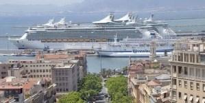 5 navi e 10mila passeggeri, il porto di Cagliari si prepara ad una giornata record