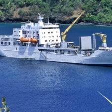Natale in Polinesia Francese, a bordo della nave cargo Aranui 3 e alla volta delle Isole Marchesi, Isole della Società e Tahiti