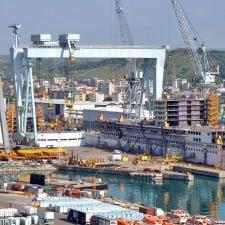Navi da crociera, la Cina chiama Fincantieri